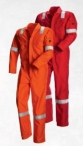 Daletec Red Wing Temperate FR Coverall